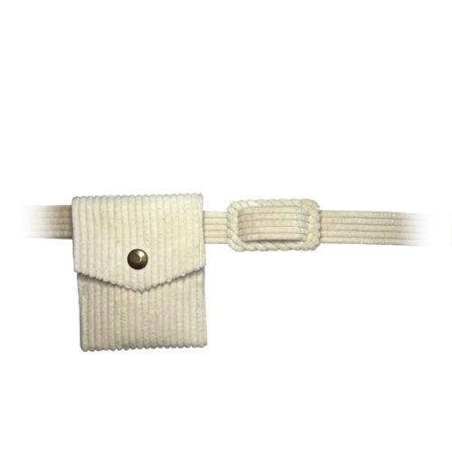 Cinturón Forrado